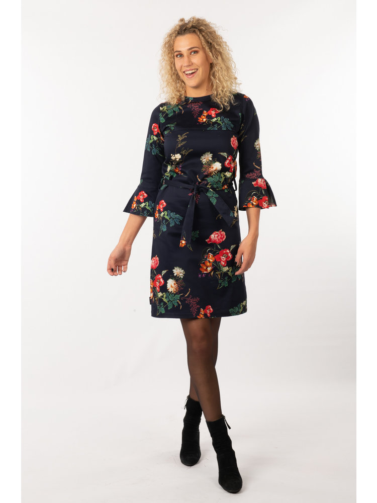 IVY LINN MIMI DRESS FLOWER COLOURS