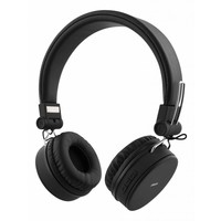thumb-STREETZ Wireless foldable Bluetooth On-ear headset with microphone and up to 22 hours playback time, optional use with cable, in 5 colors and very comfortable to wear-1