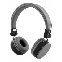 thumb-STREETZ Wireless foldable Bluetooth On-ear headset with microphone and up to 22 hours playback time, optional use with cable, in 5 colors and very comfortable to wear-4