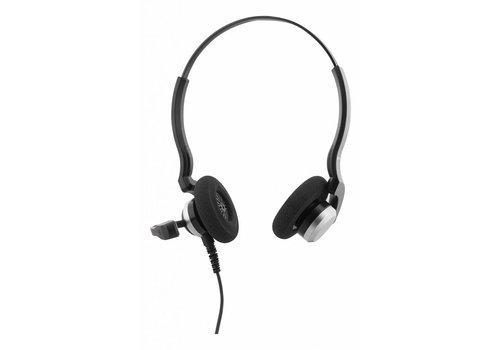 DELTACO HL-71 Professional Business USB koptelefoon met ruisonderdrukking