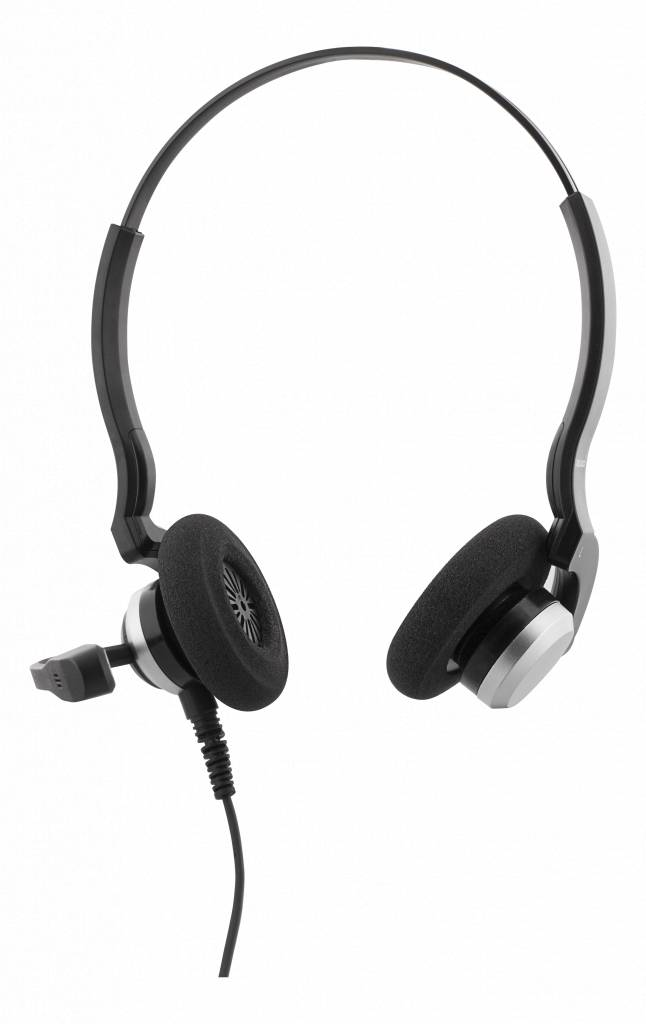 DELTACO HL 71 Professional Business USB Headset 28mm Drivers With Noisereduction In Microphone 1