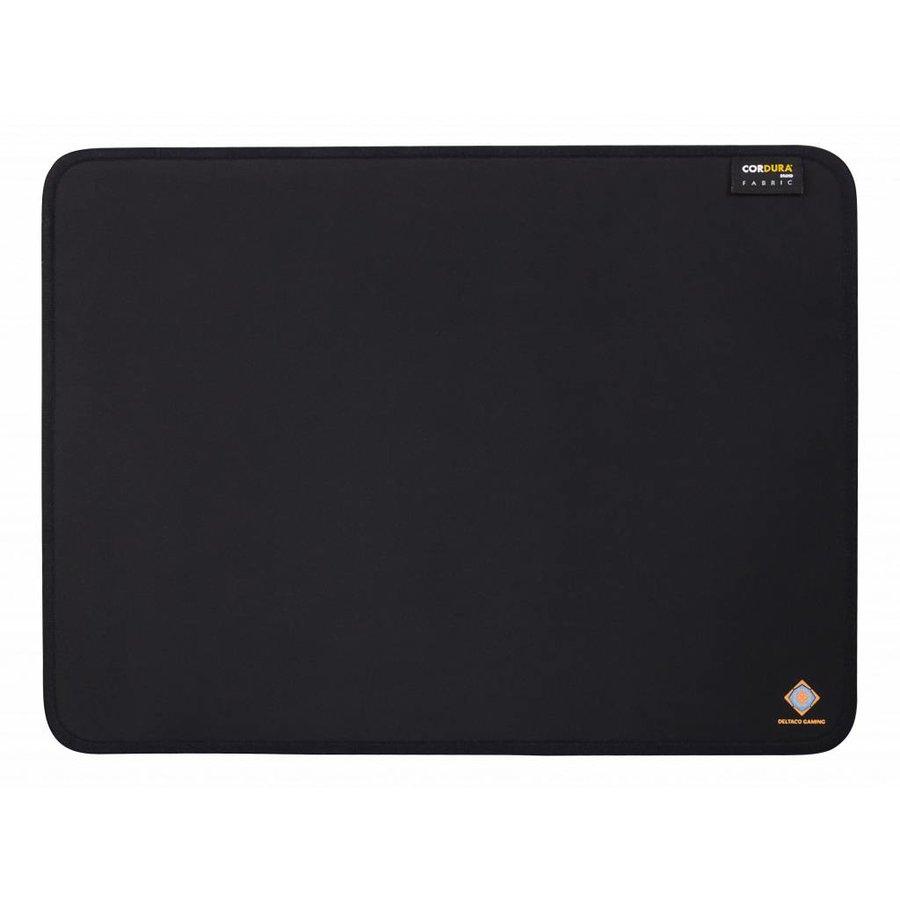 DELTACO GAMING GAM-004 Gaming Mousepad, Cordura Fabric, durable, anti-slip, washable, 350x260, black-2