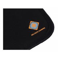 thumb-DELTACO GAMING GAM-004 Gaming Mousepad, Cordura Fabric, durable, anti-slip, washable, 350x260, black-3