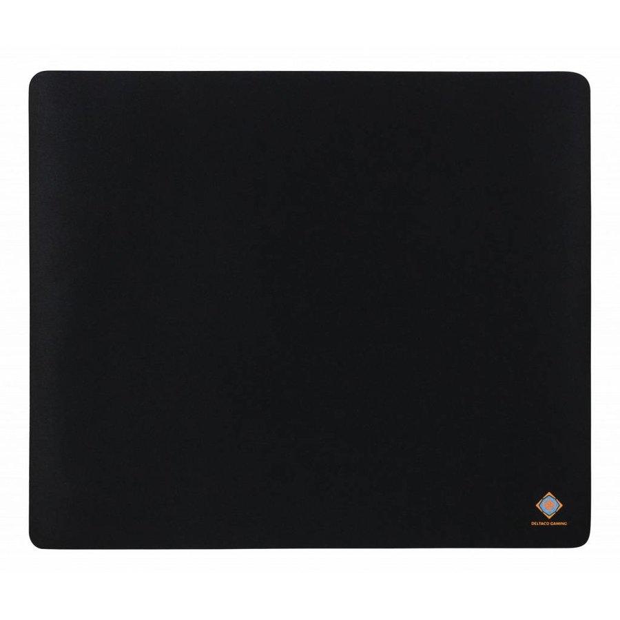 DELTACO GAMING GAM-005 Gaming Mousepad, 320 mm Neopreen washable, durable, anti slip, 320x270, black-2