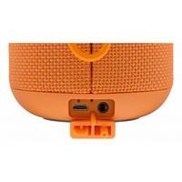 thumb-STREETZ  Spatwaterdichte stereo Bluetooth-luidspreker 2x5W, IPX5, TWS in zwart, blauw en oranje-9