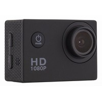 """thumb-Action camera A10 720p with 1.5 """" display 30m under water incl. 12 accessories-1"""