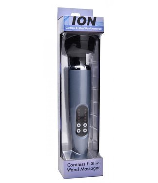 Ion Ion Cordless Vibrating Estim Wand Massager