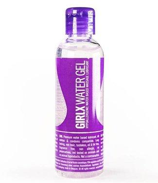 Diversen Girl X Glijmiddel op Waterbasis - 100 ml