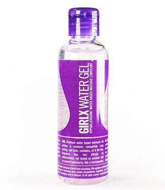 Diversen Girl X Water-based lubricant - 100 ml
