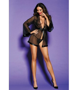 Sunspice Gown & thong v2 Lingerie set (L/XL)