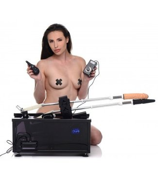 Lovebotz Athenas ultimative Sexmaschine