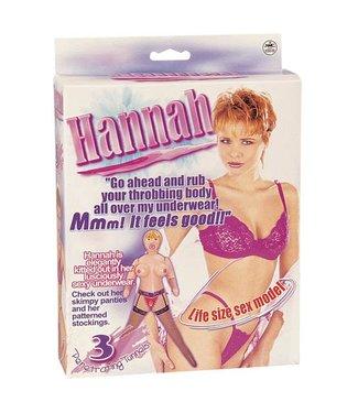 NMC Aufblasbare Puppe Hannah