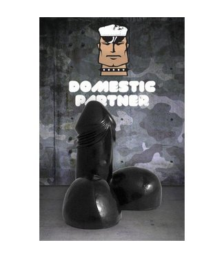 Domestic Partner Anaal Dildo Ball to the Wall 25 x 6cm