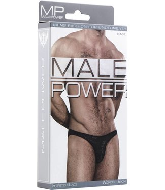 Male Power Wonder Bikini - S (Black)