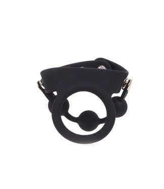 KIOTOS X Silikon-Gewichtsballstretcher - mittlerer Ring