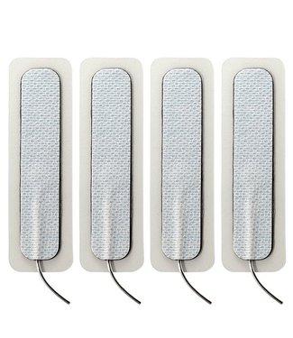 ElectraStim 4 x Long Self Adhesive Pads 1.5cm x 7.5cm
