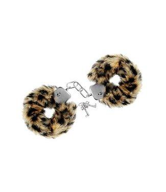 Sweet Caress Menottes Poignets Tigre
