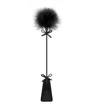 Sweet Caress Mini Ponpons Zwart