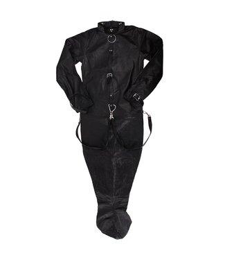 Kiotos Leather Lederen Body Bag met voeteneindhoes