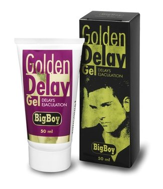 Big Boy - Goldenes Verzögerungsgel