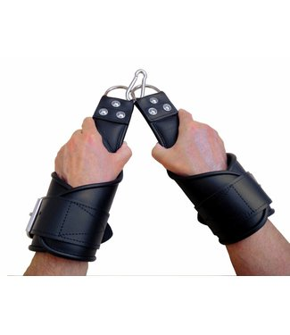 Kiotos Leather Leather Hand / Foot Suspension Cuffs M