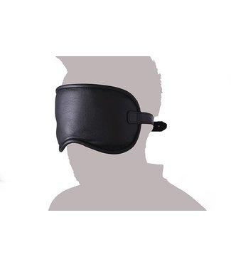 Kiotos Leather Leather Blindfold Large