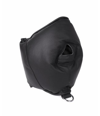 Kiotos Leather Masker Open - Professional