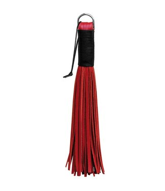 Kiotos Leather Soft Whip - Red