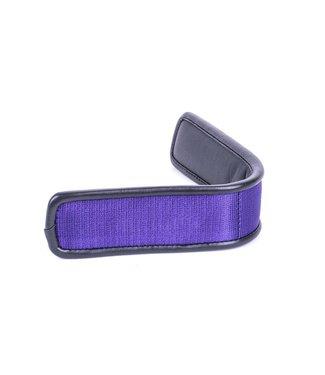 Kiotos Leather Paddle - Purple