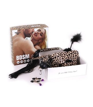 Kiotos Bondage Set | BDSM Leopard Kit