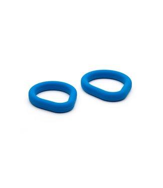 Sport Fucker Epic Hard On Ring Kit M + L - Blue