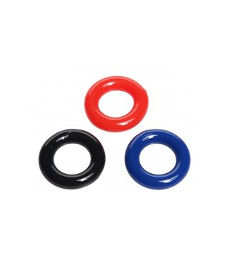 Stretchy Cock Ring 3er Packung