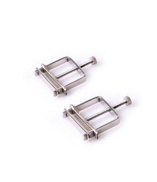 Kiotos Steel Nipple Clamp