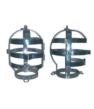 Kiotos Steel Kopfkäfig, groß V2