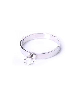 Kiotos Steel Stalen Halsband - Groot