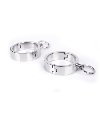 Kiotos Steel Deluxe Handcuffs