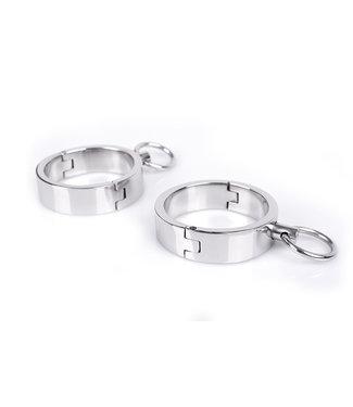 Kiotos Steel Deluxe Handschellen
