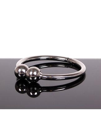 Kiotos Steel Hufeisen - Halsband L - Magnetisch