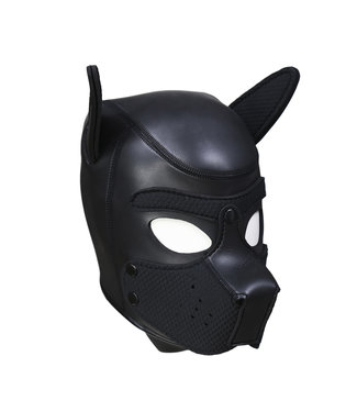 Kiotos Leather Puppy Dog BDSM Hood - M