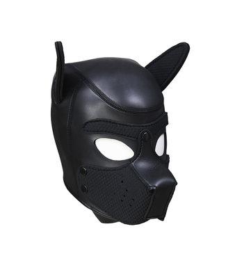 Kiotos Leather Puppy Dog BDSM Hood - L