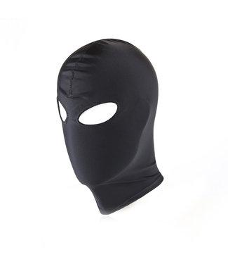 Kiotos Leather BDSM Hood Nur Augen