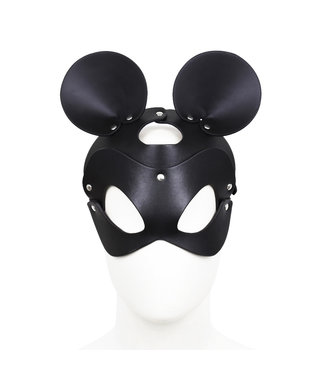 Kiotos Leather Leren Muizen Masker