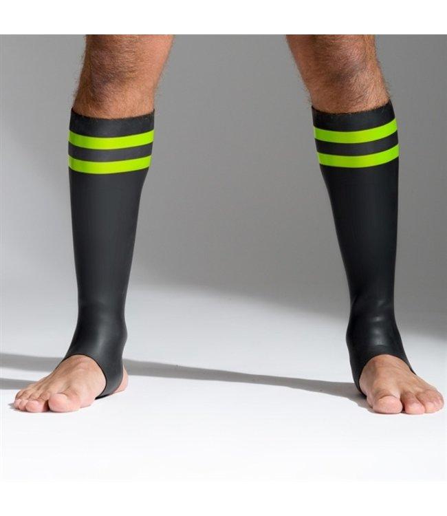 665 Neoprene Socks - Groen - Tall