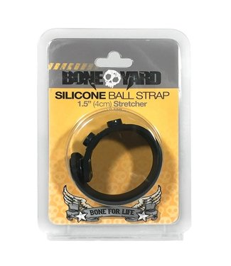 Boneyard Ball Strap - Black