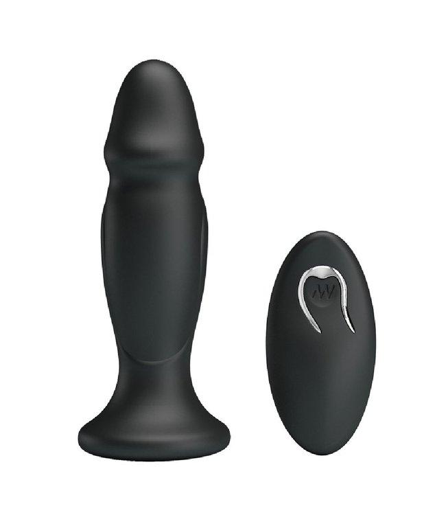 Mr. Play Vibrierender Analplug P-Shape