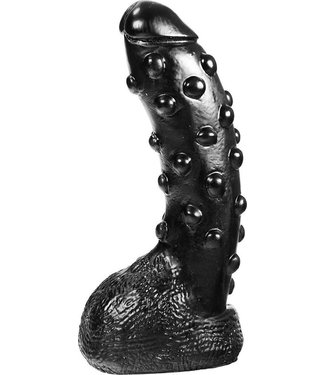 Dark Crystal Black Dildo 22.5 x 5.7cm