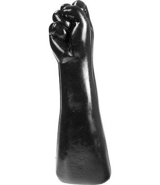 Dark Crystal Black Giant Fist Dildo 29 x 7,3cm