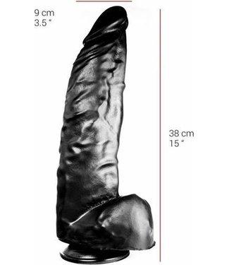 515 Line Dildo 38 x 9.0 cm