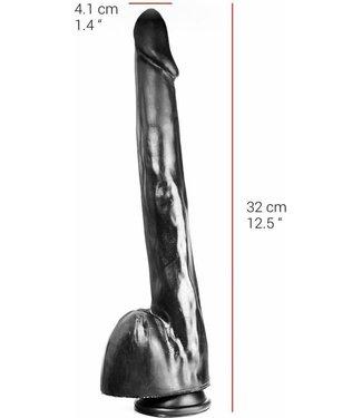 515 Line Dildo 32 x 4.1 cm