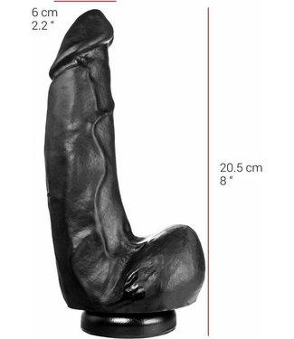 515 Line Dildo 20.5 x 6.0 cm